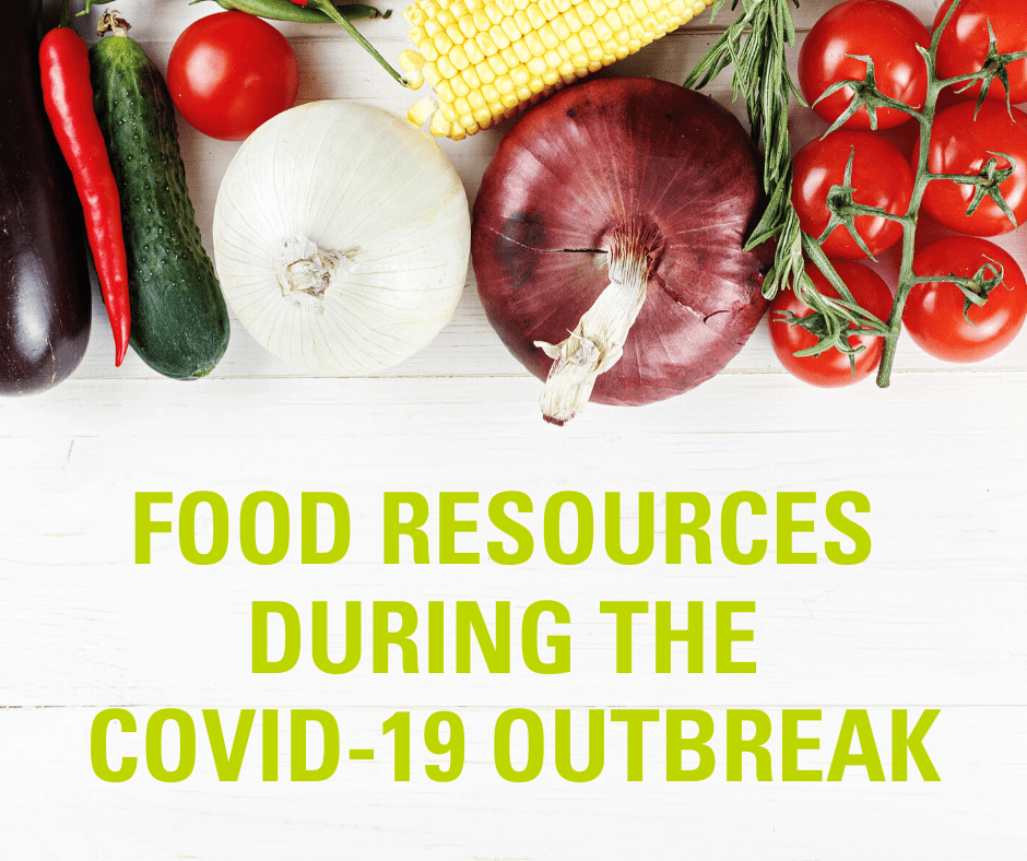 COVID-19 Food Resources for Youth and Families